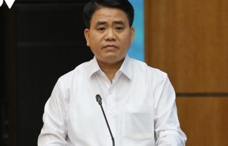 Hôm nay, xét xử ông Nguyễn Đức Chung và 3 bị cáo vụ chiếm đoạt tài liệu bí mật Nhà nước